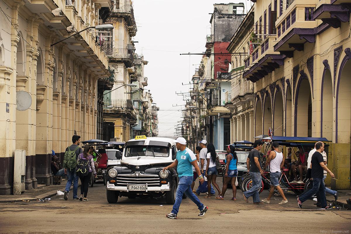 Куба, Гавана 2016