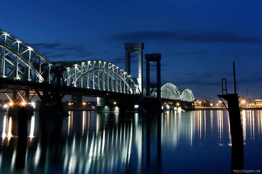 Финляндский мост