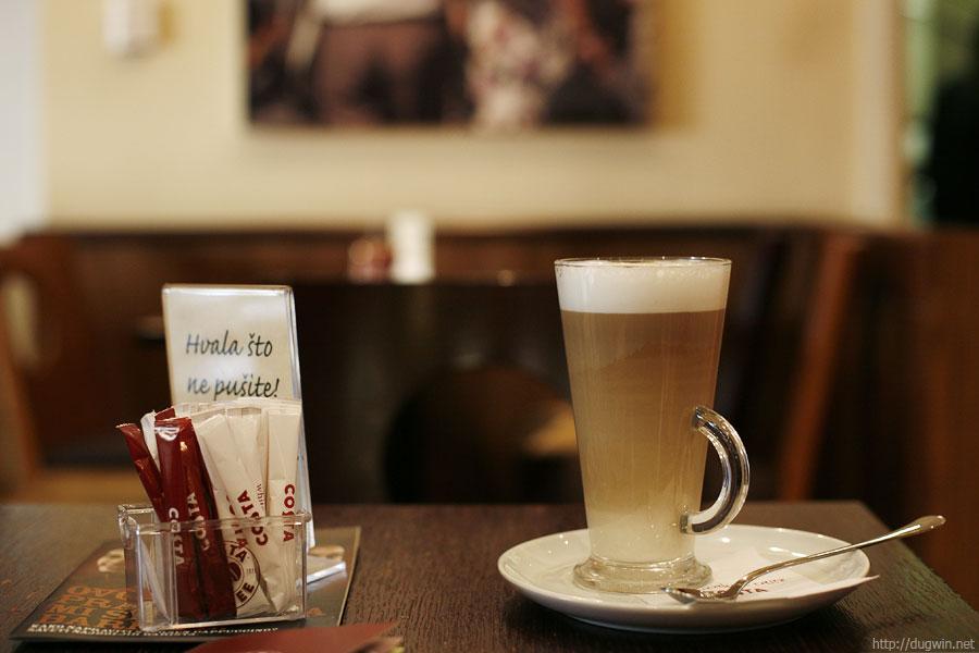costa coffee в Белграде
