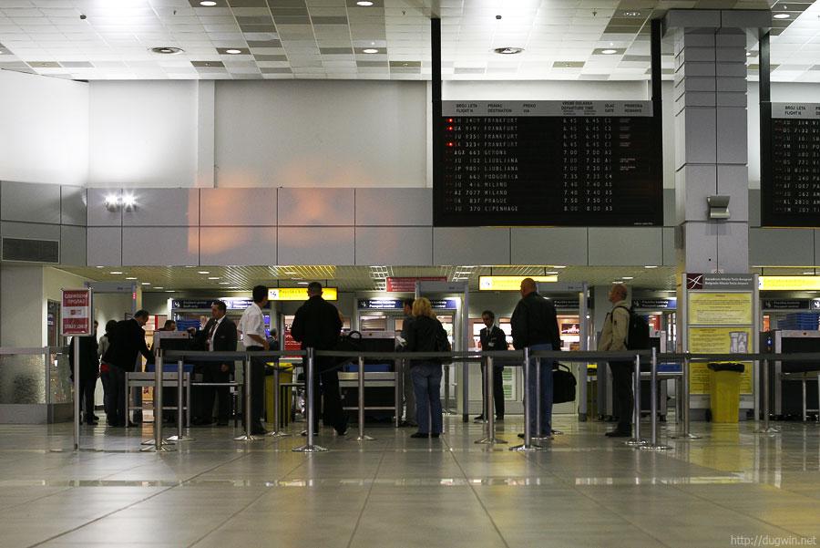 Белград, аэропорт